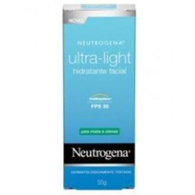 Hidratante Facial Neutrogena Ultra-Light Dia Pele Mista e Oleosa 55g