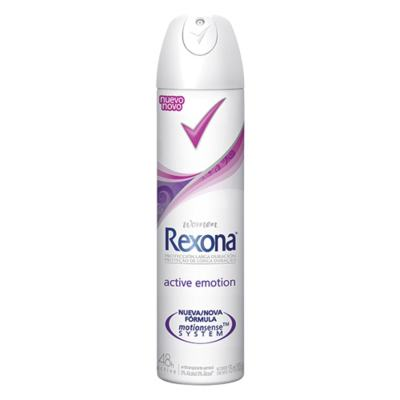 Desodorante Rexona Aerosol Active Emotion Feminino - 175ml
