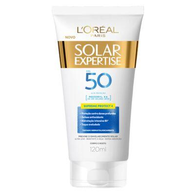 Protetor Solar L'oréal Expertise Supreme Fps 50 120ml