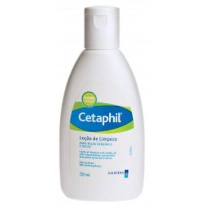 Imagem 1 do produto Loção de Limpeza Galderma Cetaphil - 120ml