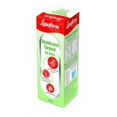 Imagem 1 do produto Desodorante Corporal Lysoform Primo Plus 250ml