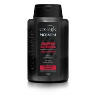 Shampoo Ecologie Homem Antiqueda 275ml