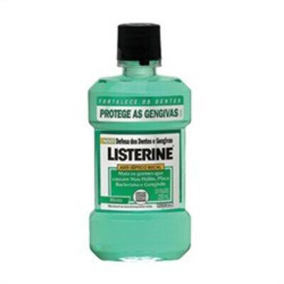 Imagem 2 do produto Antisséptico Bucal Listerine Defense 250ml