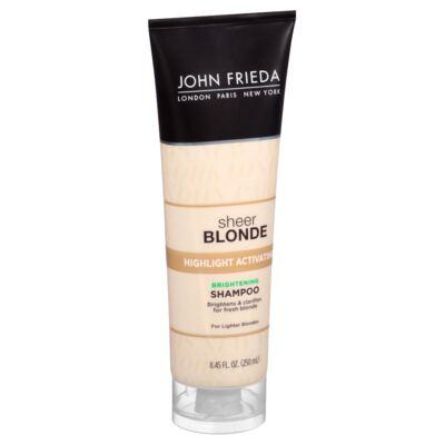 Imagem 1 do produto Shampoo John Frieda Sheer Blonde Tons Claros 250ml