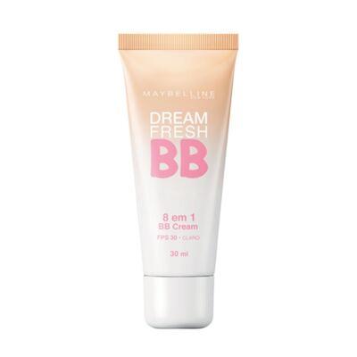 Base Maybelline Bb Cream Dream Oil Control Fps15 Light 30ml