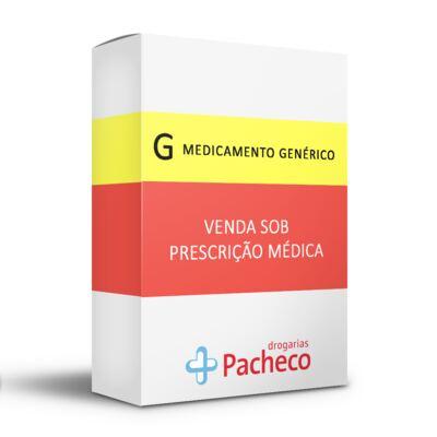 Imagem 1 do produto Cloridrato Ciprofloxacino 500mg Genérico EMS  6 Comprimidos