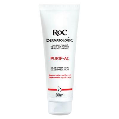Gel de Limpeza Facial Roc Purif-Ac 80g