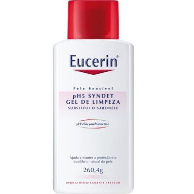 Imagem 1 do produto Eucerin Gel De Limpeza Skin Protection Ph5 Syndet 250ml