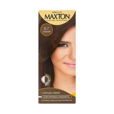 Imagem 1 do produto Kit Embelleze Tintura Prático Maxton 6.7 Chocolate