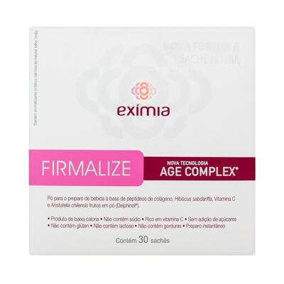 Eximia Firmalize Age Comprimidoslex Farmoquímica 13g 30 Sachês