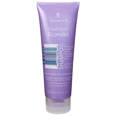 Imagem 1 do produto Shampoo Lee Stafford Everyday Blondes 250ml