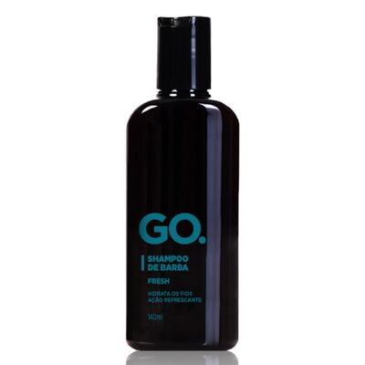 Shampoo para Barba Go. Fresh 140ml