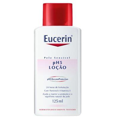 Imagem 2 do produto Loção Hidratante Eucerin pH5 Skin Protection 125ml
