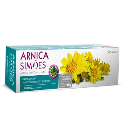 Imagem 1 do produto Pomada Arnica Simões 30g