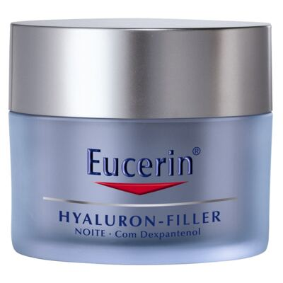 Imagem 1 do produto Eucerin Hyaluron Filler Noturno Anti-idade 50g