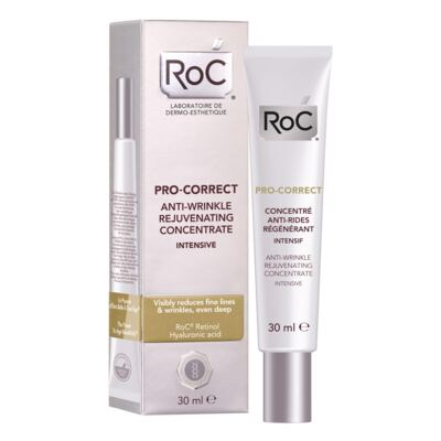 Roc Pro Correct Concentrado Intensivo 30 ml