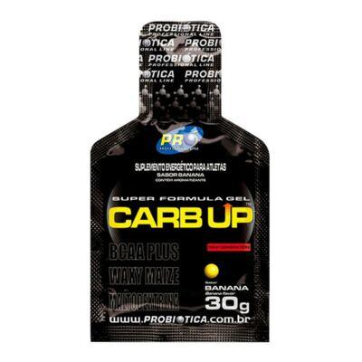 Imagem 2 do produto Carb Up Gel Probiótica Banana 30g 10 Sachês