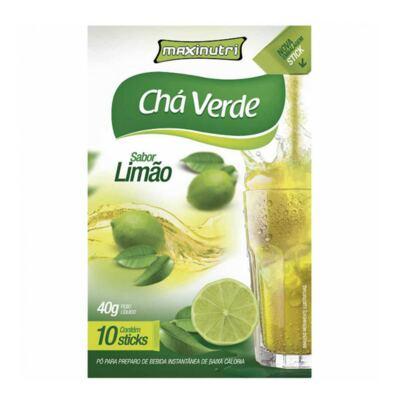 Chá Verde Tisana Maxinutri Limão 40g