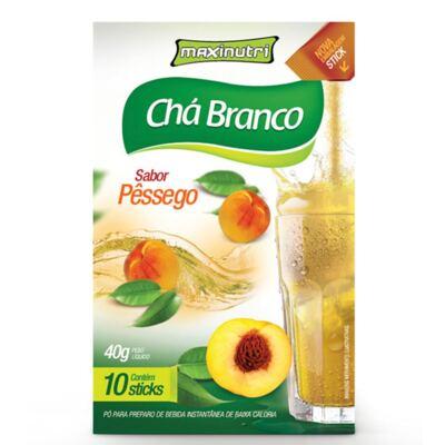 CHÁ BRANCO 10 STICKS TISANA - MAXINUTRI