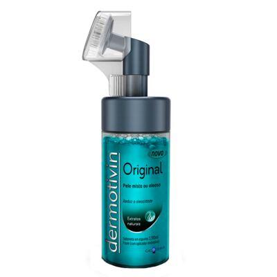 Imagem 1 do produto Dermotivin Original Espuma de Limpeza com Escova - Limpeza Facial - 130ml