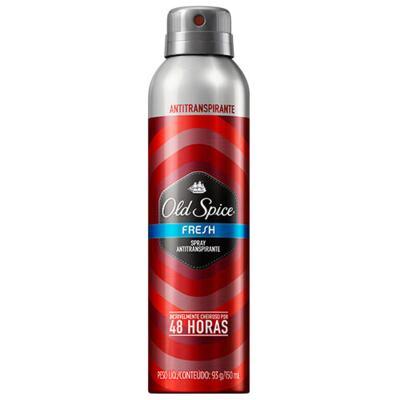 Imagem 1 do produto Aero Fresh Old Spice - Desodorante - 93g