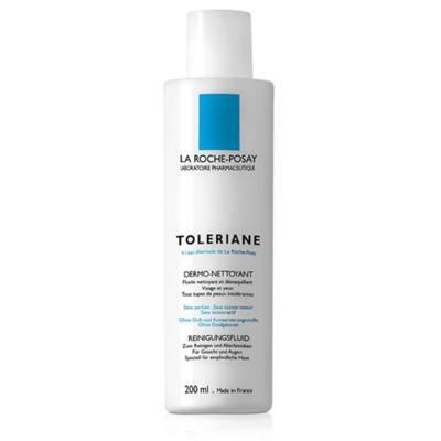 Imagem 1 do produto Tolériane Dermo-Nettoyant La Roche Posay - Limpador Facial - 200ml