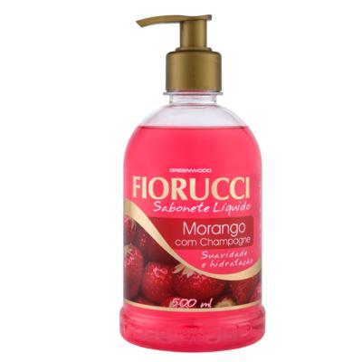 Imagem 1 do produto Sabonete Líquido Fiorucci Morango com Champagne - 500ml