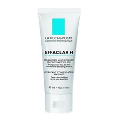 Imagem 1 do produto Effaclar H La Roche Posay - Hidratante Facil para Pele Oleosa e Acnéica - 40ml