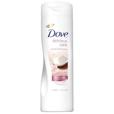 Loção Hidratante Dove Coco 200ml