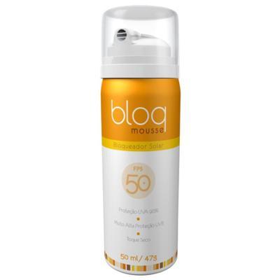 Imagem 1 do produto Bloq Mousse Fps 50 SVR - Protetor Solar - 50ml