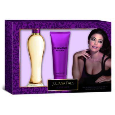 Juliana Paes Essence Juliana Paes - Feminino - Eau de Toilette - Perfume + Loção Corporal - Kit