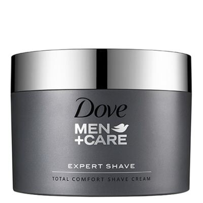 Imagem 1 do produto Creme de Barbear Dove Men Care Expert Shave - Total Comfort Shave - 200ml