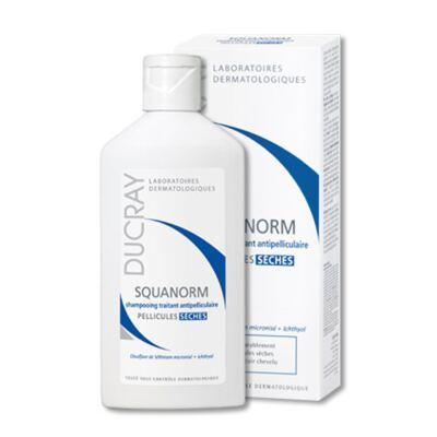 Imagem 1 do produto Squanorm Ducray - Shampoo Anticaspa - 125ml