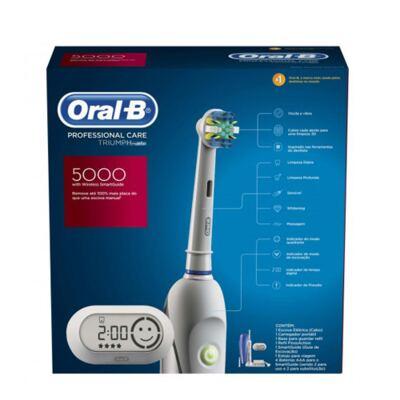 Imagem 1 do produto Oral-B Professional Care 5000 Oral B - Escova Dental Elétrica - 220v