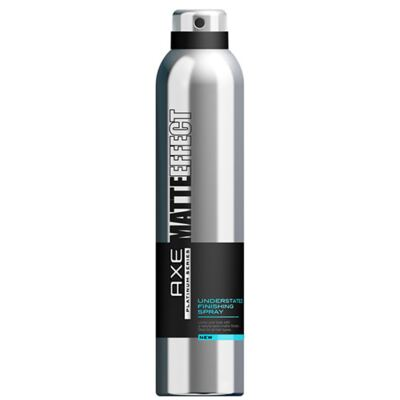 Imagem 1 do produto Axe Matte Effect Understated Finish Spray - Spray Finalizador - 175g