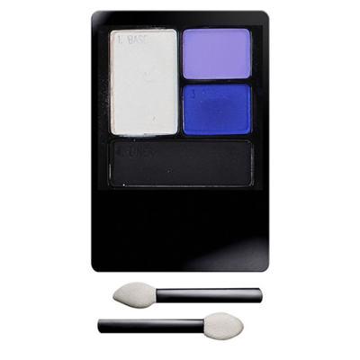 Expert Wear Quad Maybelline - Paleta de Sombras - Electric Blue