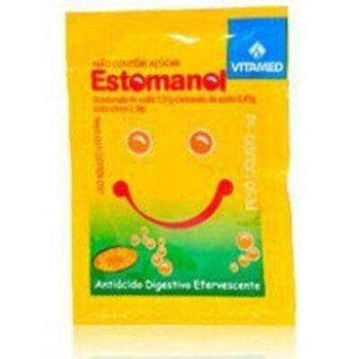 Imagem 1 do produto Estomanol GPZ Abacaxi Envelope 5g