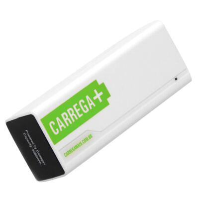 Imagem 2 do produto Carregador Portátil Universal Carrega +