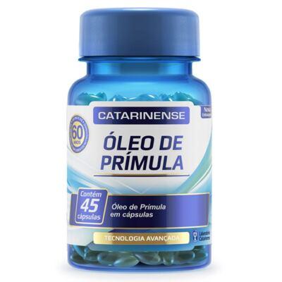 Catarinense Óleo de Prímula 45 Cápsulas