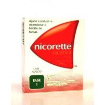 Nicorette Adesivo 15mg Johnson´s 7 Envelopes