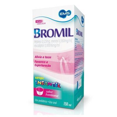 Imagem 1 do produto Bromil Infantil 150ml Expectorante