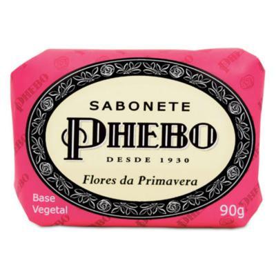 Phebo Sabonete Flores da Primavera 90g