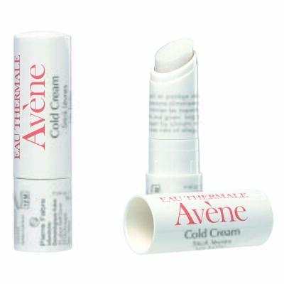 Imagem 1 do produto Kit Avene Cold Cream Labial Stick 2 Unidades