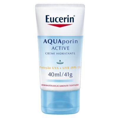 Imagem 3 do produto Eucerin Creme Hidratante Facial Aquaporin Active FPS15 40ml