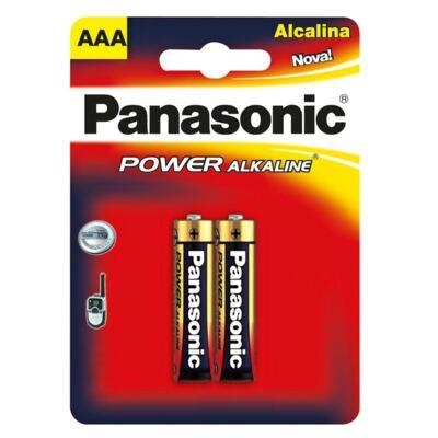 Imagem 1 do produto Panasonic Pilha Alcalina Palito LR03 2 Unidades