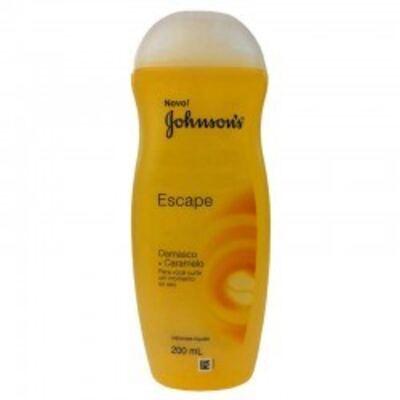 Imagem 1 do produto Sabonete Líquido Johnson´s Escape 200ml