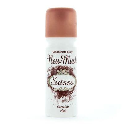 Imagem 1 do produto New Musk Desodorante Spray Suissa 90ml