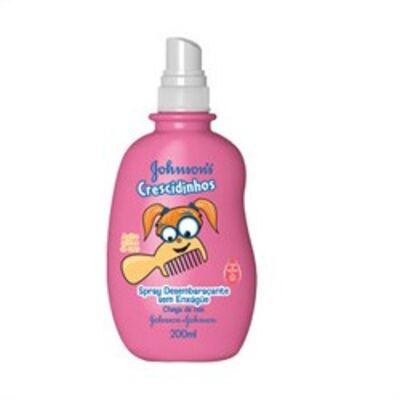 Imagem 1 do produto Spray Desembaraçante Johnson´s Crescidinhos 200ml