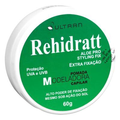 Imagem 1 do produto Pomada Modeladora Capilar Rehidratt Extra Fixação 60g