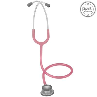 Imagem 1 do produto Estetoscópio Pro-Lite Adulto Rosa Perolizado Spirit